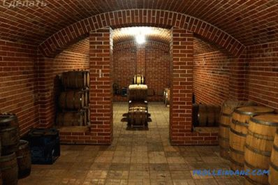 Cellar with his own hands - step by step instructions (+ photos)
