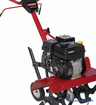 How to choose a motor cultivator - inexpensive and reliable