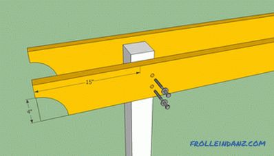 Pergola do-it-yourself - how to make it, drawings, instructions and step-by-step photos
