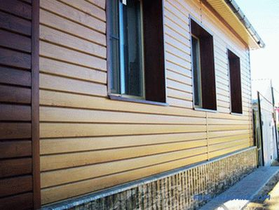 Facade siding do it yourself