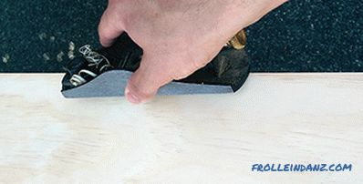 How to make a bed with your own hands from wood