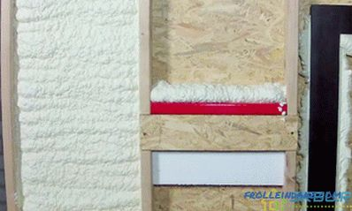 Heater polyurethane foam characteristics, pros and cons + Video