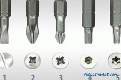 What screwdriver to choose - recommendations