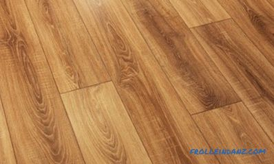 What is the difference between parquet and laminate, which is better (photos and videos)