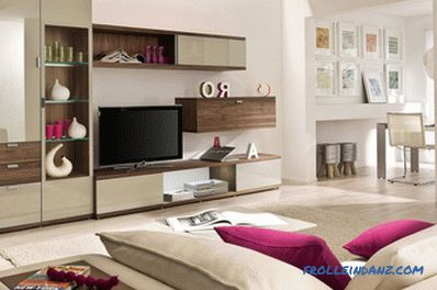 Beige color in the interior and its combination with other colors + Photo