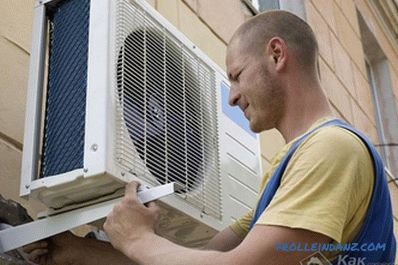 Do-it-yourself conditioner repair - how to repair an air conditioner