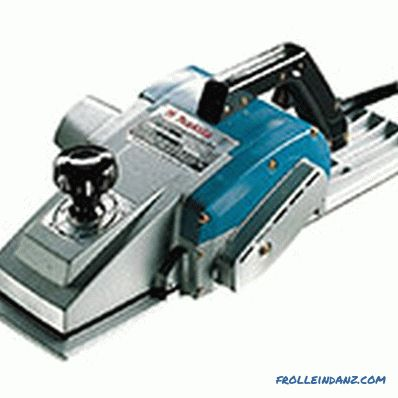 Top electric planers - quality rating, reviews, comparisons