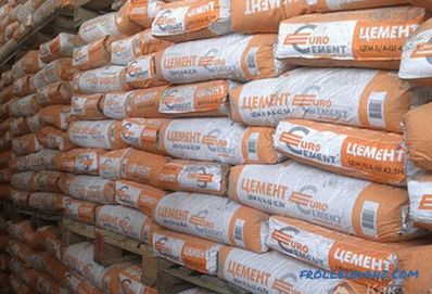 How to choose cement - choose high-quality cement