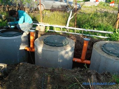 Septic tanks to give - which one is better to use and when