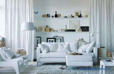 Scandinavian style in the interior and its use + Photo