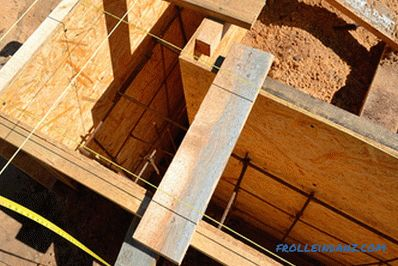 OSB plates (OSB) - technical characteristics and application