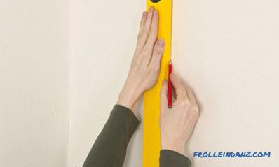 How to glue wallpaper on drywall and properly prepare the surface + Video