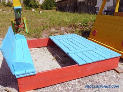 How to make a playground (+ photos)