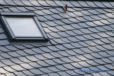 Types of roofing and roofing materials, their advantages and disadvantages + Photo