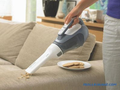 How to choose a vacuum cleaner for an apartment or house + Video