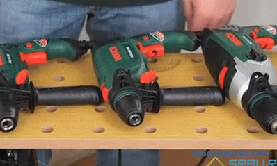 How to choose a drill for home and permanent work + Video