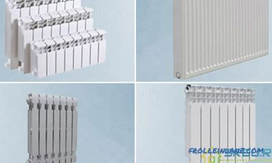 Which radiator is better to choose for an apartment with a central heating system