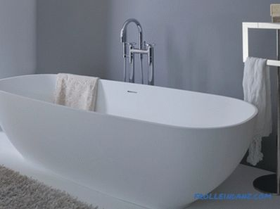 Types of baths - which are better, more practical comparison