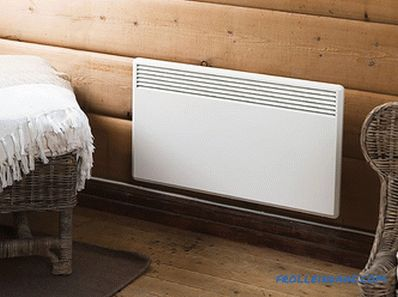 Convector or infrared heater - which is better to use