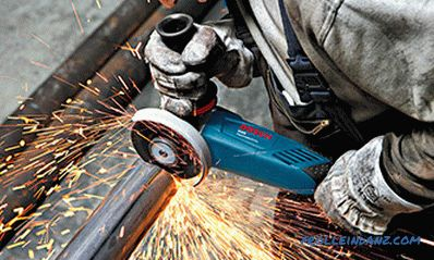 How to choose a grinder - angle grinder for home or permanent job + Video