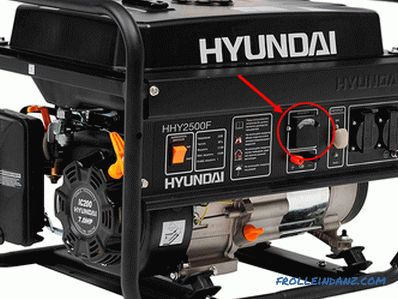 How to choose a gas generator - all the criteria for proper selection