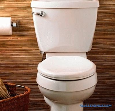 Replacing the toilet with your own hands - how to replace the toilet