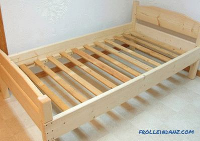 How to make a single bed do it yourself
