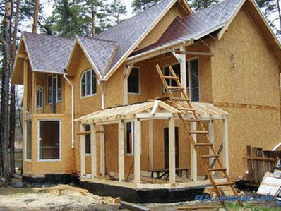 How to build a house on Canadian technology