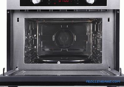 Rating ovens in price and quality