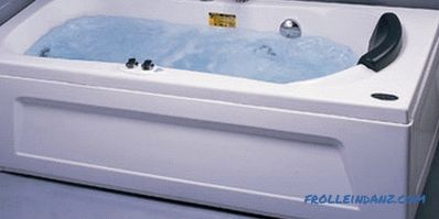 Acrylic bath pros and cons, differences in materials