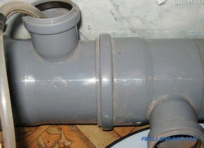 How to defrost a sewer pipe - defrost sewer pipes
