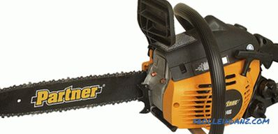 Chainsaw rating for quality and reliability