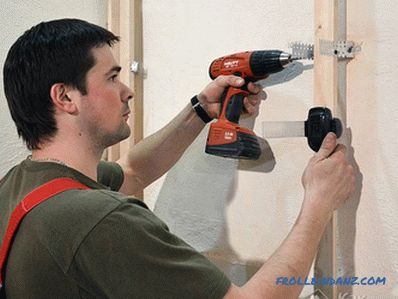 Installation of wall panels do it yourself