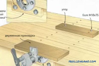 Do-it-yourself workbench: making a design