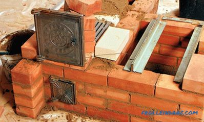 Which brick to choose for laying the furnace and what types of bricks for this use