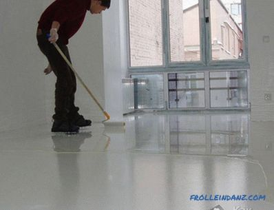 Self-leveling floor do it yourself - how to make self-leveling 3D floors (+ photos)