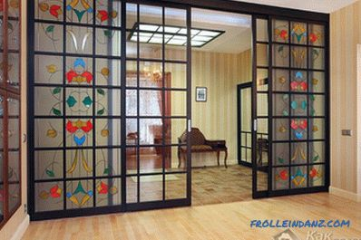 How to install a sliding door - do-it-yourself sliding doors