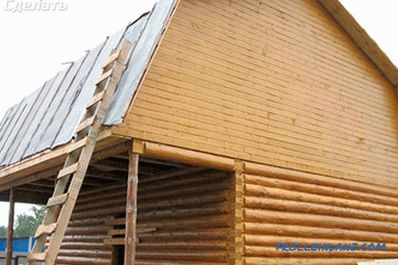Mansard roof do it yourself - making a mansard roof + photo