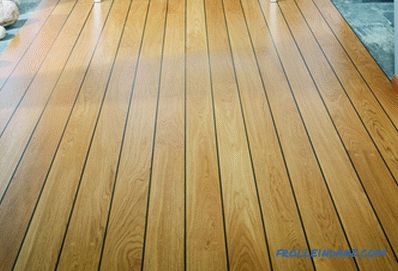 Creaks wooden floor in the apartment: the causes, ways to solve the problem