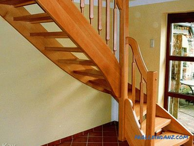 How to make a staircase to the second floor do it yourself