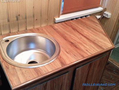 What can be made of laminate residues