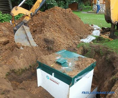 What kind of septic tank to choose - choose a septic tank correctly