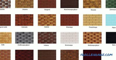 Clinker tiles for interior walls