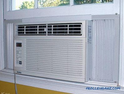 Do-it-yourself air conditioner installation - how to install