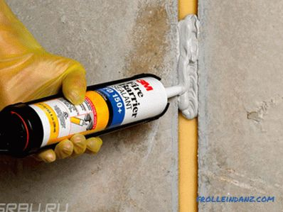 Sealant for seams and joints