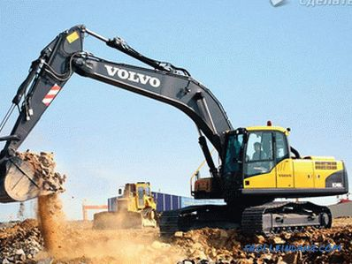How to rent an excavator - we take an excavator for rent