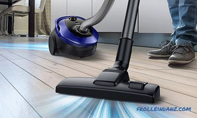 Types of vacuum cleaners, their pros and cons