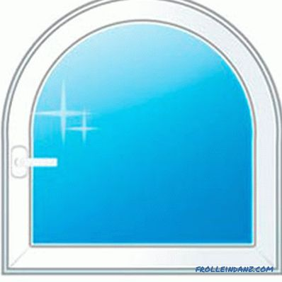Types of plastic windows - understand the variety
