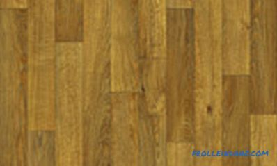 Types of linoleum - photos, characteristics, pros and cons + Video
