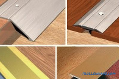 Dock flooring and tiles: features